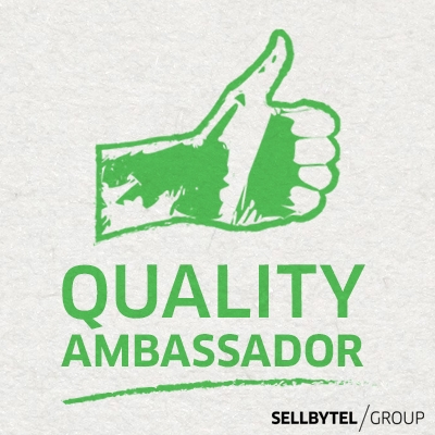 Graphic Quality Ambassador